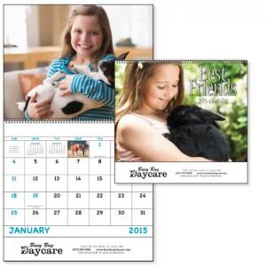 7075 Wall Calendar