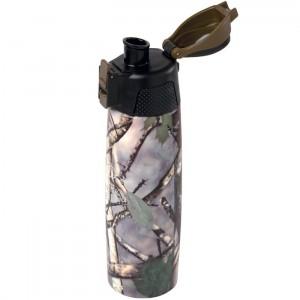 Camo Insulated Travel Mug