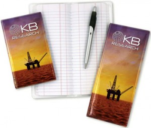 Oilfield Tally Books 3400CR4