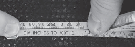Tips on Using a Diameter Tape Measure