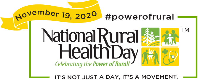Promotional Calendars for #RuralHealthDay
