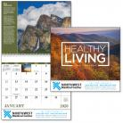 Healthy Living Wall Calendar