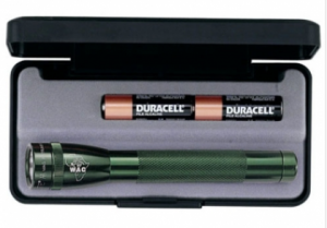 Dark Green M2A Mini Maglite