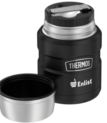 Thermos 16oz Stainless King Food Jar