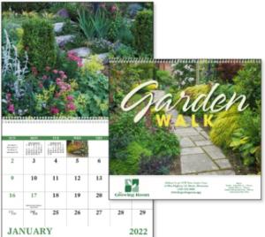Garden Walk Promotional Calendar
