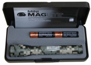 M2A Digital Camouflage Mini Maglite