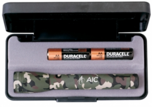 M2A Camo Mini Maglite Flashlight