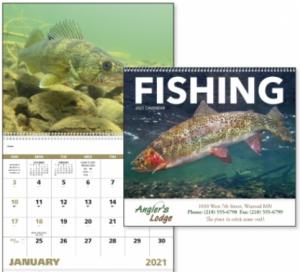 Fishing Calendar for #FishingBoatingWeek