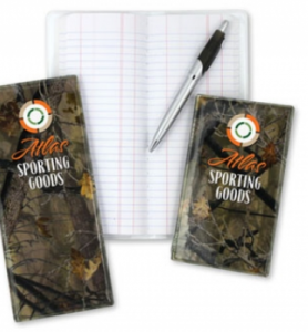 Tru Tree Tally Book